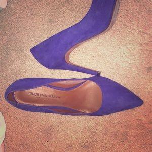 Christian Soriano Heels